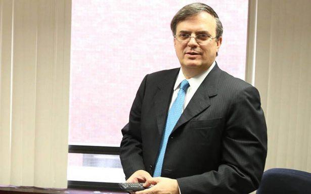 Marcelo Ebrard enfrenta juicio por donar terrenos al Teletón