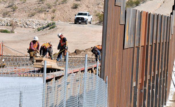 Republicanos sí darán a Trump mil 600 mdd para muro con México