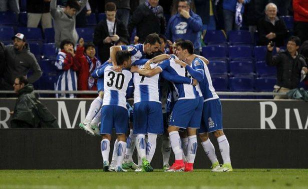 El Espanyol venció 2-1 al Real Betis