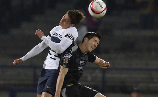 Pumas empata ante Monterrey en la Copa Mx
