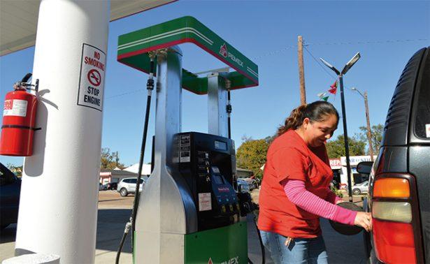 Crece importación de gasolinas