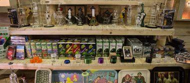 Vigilan primera feria de productos con marihuana