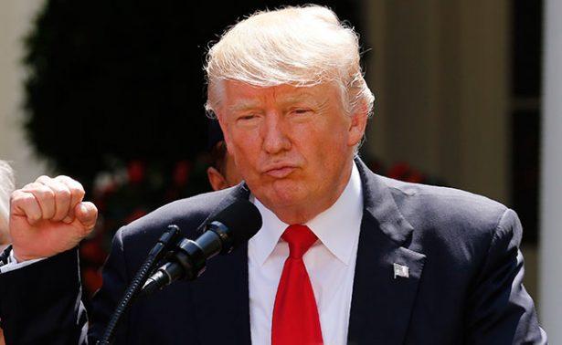 """Trump dice que EU está """"listo"""" para un ataque militar a Corea del Norte"""