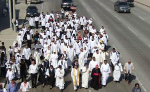 30 mil católicos marcharon por la vida, la paz y los migrantes