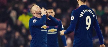Rooney hace historia: ya es el máximo goleador de Manchester United