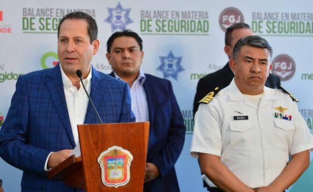 Salen 3 municipios de EdoMex del ranking delictivo