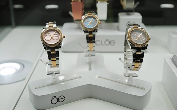 Presentan  una nueva línea de relojes creada con lo último  de las tendencias del diseño