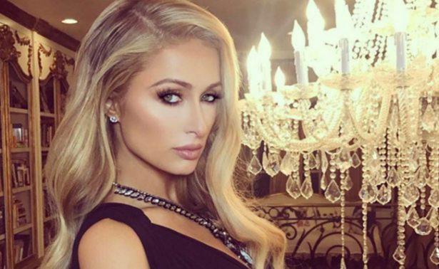 Captan a Paris Hilton en evento de la Fórmula E
