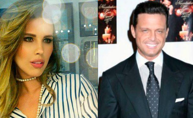 Venezolana confirma su romance con Luis Miguel