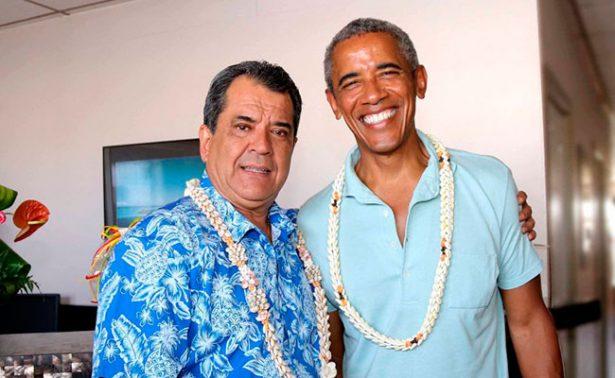 #Galería Así disfrutaron sus vacaciones los Obama