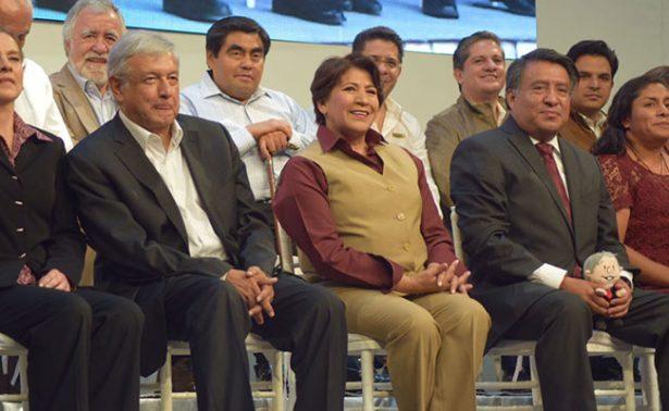 """Promete """"gobierno honesto"""" Delfina, candidata de Morena"""