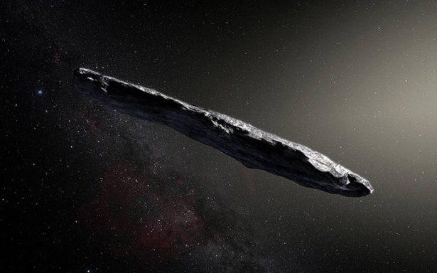[Video] Detectan asteroide Oumuamua que es ¡visitante de otro sistema solar!