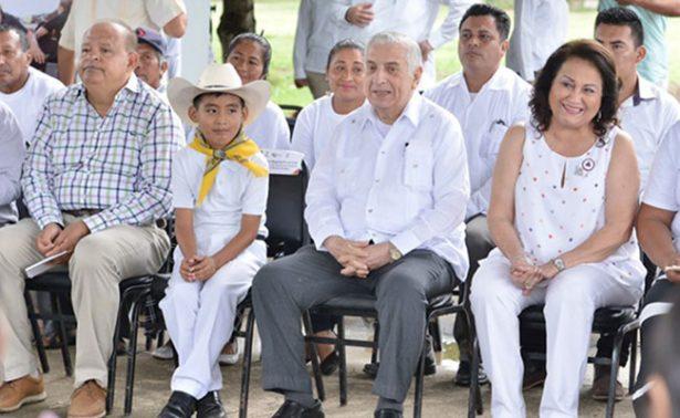 Reconocen participación de habitantes de Villahermosa en el programa Edifica
