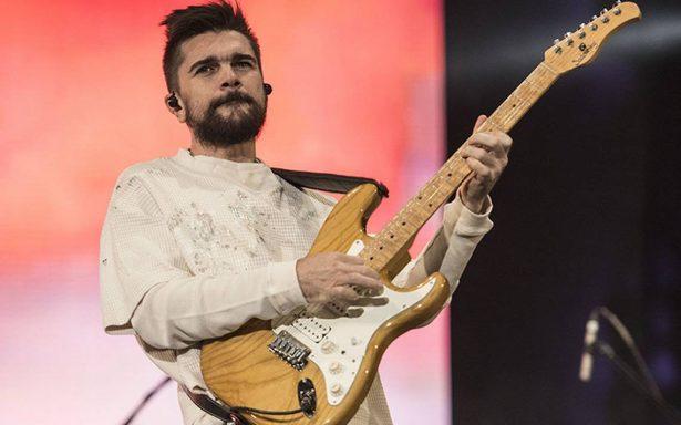 """""""La música cura las heridas del alma"""": Juanes"""