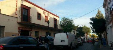 Con un cable USB, asesinan a dirigente de la Sección 22 en hotel de Oaxaca