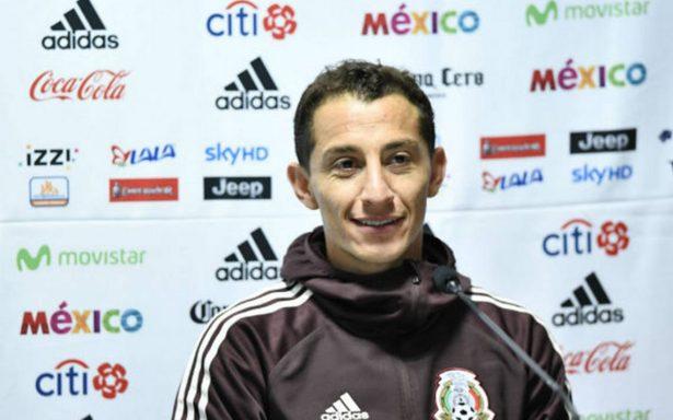 Andrés Guardado, ve a México más lejos del quinto partido