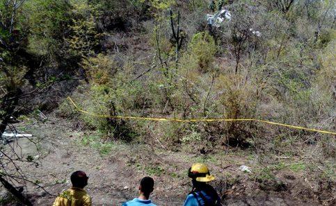 Familia de Durango muere tras desplome de avioneta
