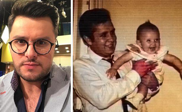 Ya son 18 años sin papá: Paul escribe emotivo mensaje a Paco Stanley