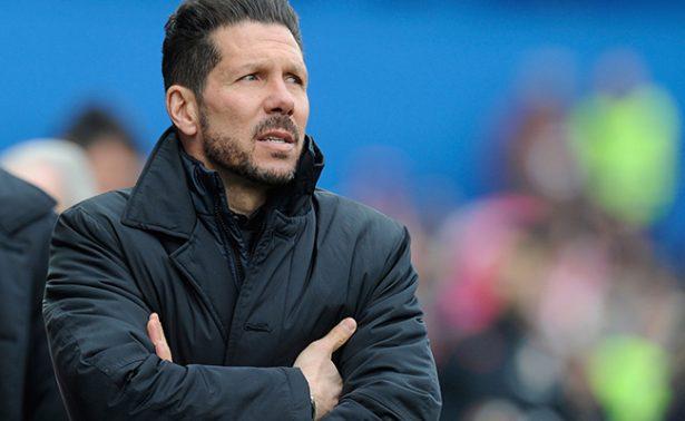 El Atlético de Madrid busca ganarle al Málaga en la Liga española