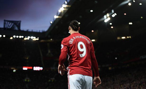 ¡Zlatan Ibrahimovic no renovará con Manchester United!