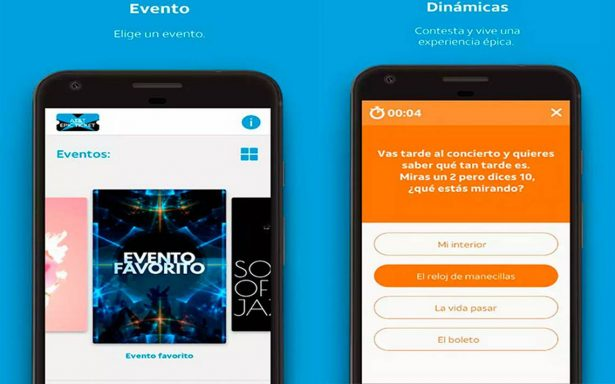 AT&T y OCESA crean aplicación Epic Ticket para los fans