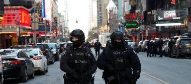 Explosión de Nueva York 'fue un intento de ataque terrorista', afirma alcalde