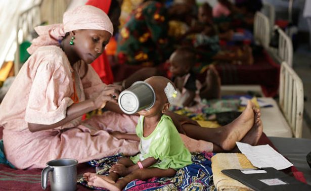 """La ONU alerta del riesgo de """"muertes masivas"""" por la hambruna en África"""