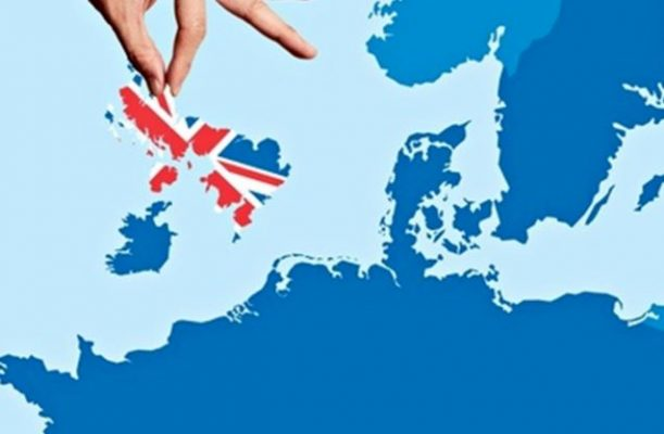 El primer Brexit fue geológico, asegura estudio