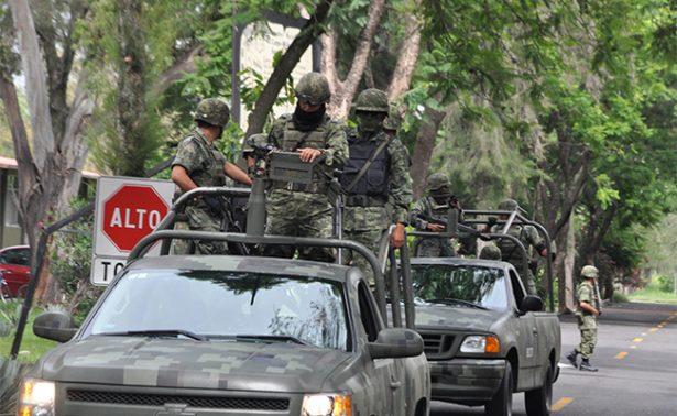 Llegarán a Guanajuato más de 3 mil policías militares