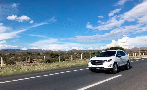 Chevrolet Equinox 2018, un hotspot en movimiento