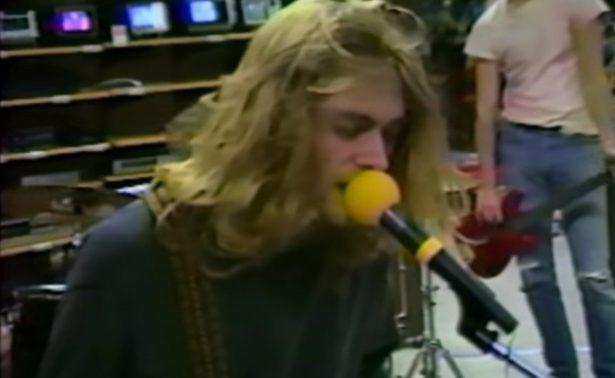 """¡""""Regresa"""" Kurt Cobain! Hallan video inédito en un ático"""