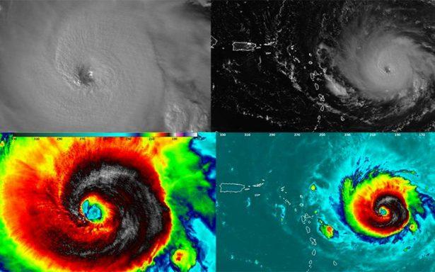 ¿Por qué los huracanes son cada vez más potentes?