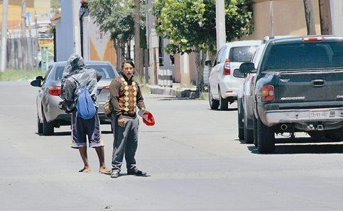 Migrantes compiten asilo en albergues con delincuentes