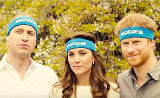 Los Duques de Cambridge financian cortos sobre enfermedades mentales