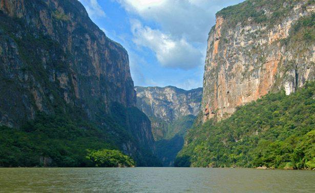 Cañón del Sumidero, atractivo turístico