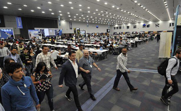 Rompe Récord Guinness Campus Party 2017 en Jalisco