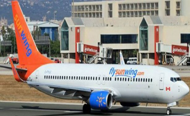 ¡Piloto ebrio intenta volar avión hacia México!