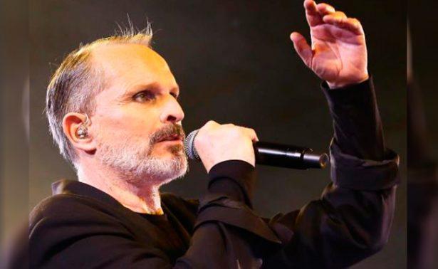 Demandan a Miguel Bosé en México por no dar concierto