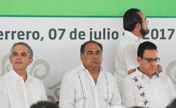Gobernadores defienden Fuerza Conago en apoyo a Guerrero