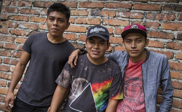 """""""Juchirap"""", raperos que defienden la cultura oaxaqueña desde la rima"""
