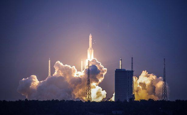 """¿No habrá misión a la Luna? Fracasa lanzamiento del """"March 5"""" en China"""