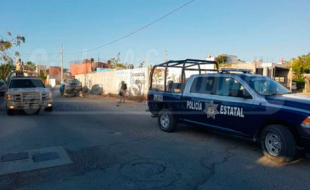 Se enfrentan huachicoleros  y policías en Coltzingo