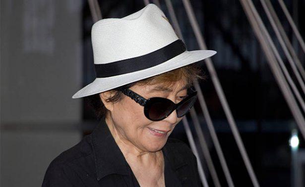 Yoko Ono invita a latinoamericanas a compartir historias de violencia