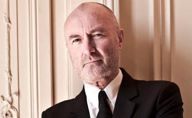 Hospitalizan a Phil Collins por fuerte caída en hotel