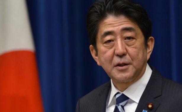 Primer ministro japonés cancela visita a Estonia por inundaciones en Kyushu