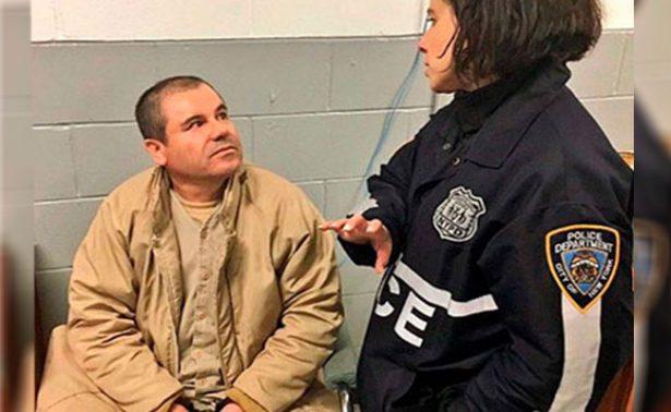 """Controlan la TV a """"El Chapo"""", no lo dejan ver series ni películas"""