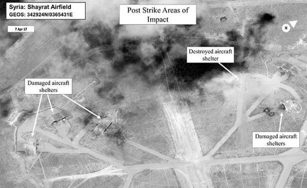 Obispo sirio critica ataque con misiles que perpetró Estados Unidos
