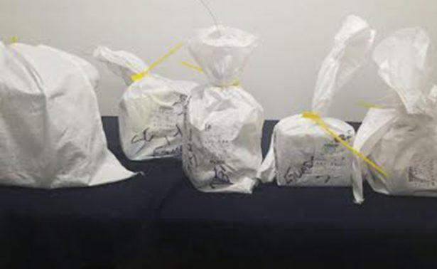 Decomisan 17 kilos de oro en Jalisco