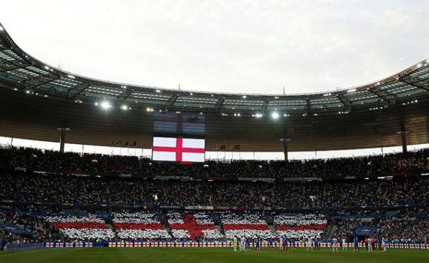 La Selección Francesa se impuso 3-2 ante Inglaterra