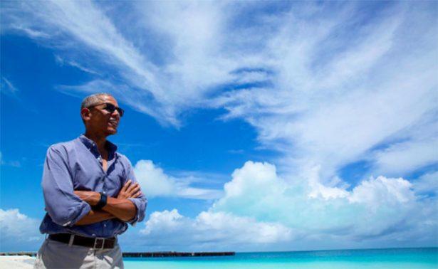 Así lucen los Obama tras dejar hace 6 meses la Casa Blanca